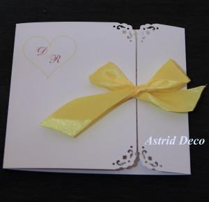 Invitatie nunta - Love