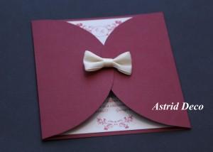 Invitatie nunta - EM Arabesque