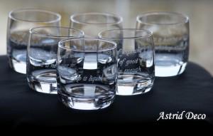 Set 6 pahare whiskey - citate