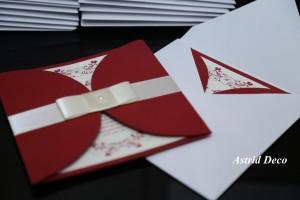 Invitatie nunta - BD Arabesque