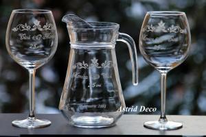 Set vin - Nunta de Argint