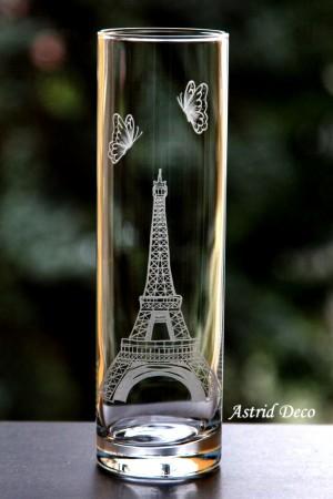 Vaza gravata - Turn Eiffel