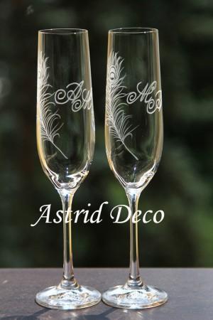 Pahare de Cristal - Miri - gravate manual pg55