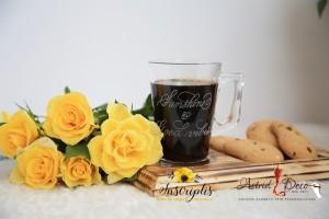 Set caligrafiat - My coffee